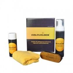 COLOURLOCK zestaw SOFT czyszczenie skór