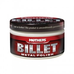 Mothers Mag and Aluminium Polish 141g pasta