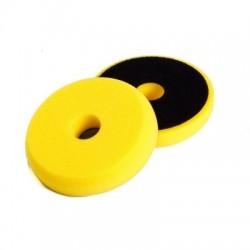 NAT gąbka polerska 135mm DA żółta średnia