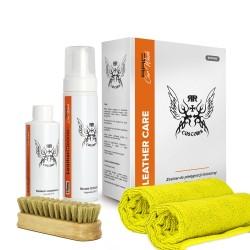 RR Customs LEATHER CLEANER SOFT BOX do czyszczenia skór