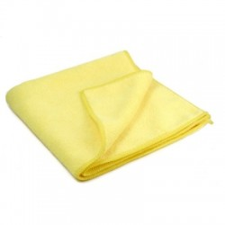 Ściereczka z mikrofibry 40cm/40cm żółta