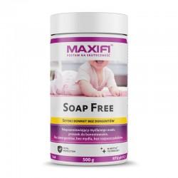 MAXIFI Soap Free 500g bonnet bez detergentów